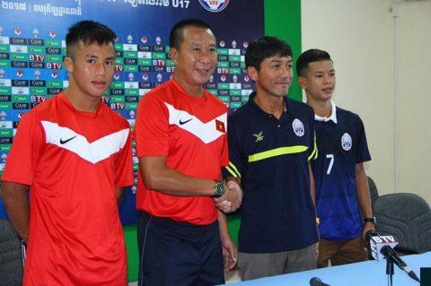 Dàn sao trẻ thể hiện sức mạnh: U17 Việt Nam đánh bại Campuchia