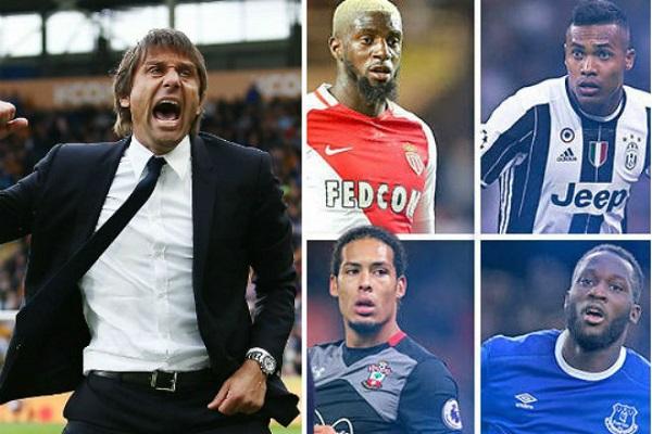 "Antonio Conte mang 240 triệu bảng đi ""mua sắm"""