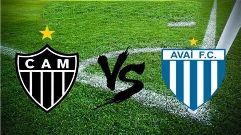 Nhận định: Atletico Mineiro VS Avai FC Serie A Brazil 08/06/2017