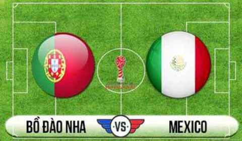 Link sopcast: Bồ Đào Nha vs Mexico, 22h00 – 18/06