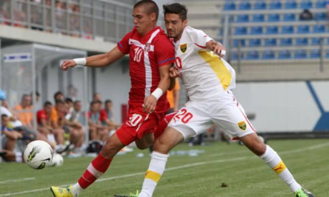 U21 Serbia vs U21 Macedonia: ai lợi hơn?