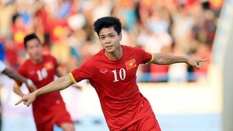 Công Phượng – Cầu thủ bậc nhất của HLV Nguyễn Hữu Thắng