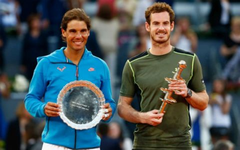 Nadal tiếp tục chinh phục vị trí số 1 thế giới