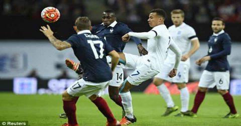 Nhận định trận đấu Anh – Pháp 02h00 ngày 14/6