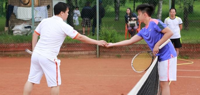 Nhiều ấn tượng đẹp cho giải quần vợt Vitar Incentra Open 2017