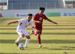 U15 Việt Nam  giành huy chương bạc trên sân nhà