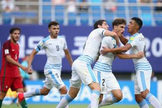 Link SopCast, Ace Stream  U20 Uruguay vs U20 Venezuela lúc 15h ngày 9/6