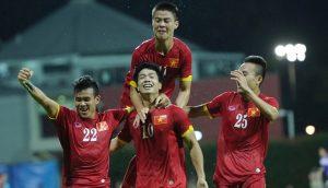 U23 Việt Nam tự tin đứng lên bục vinh quang trong