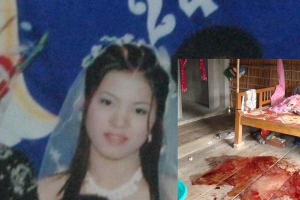 Giết chết vợ để ân ái cùng với người bồ nhí trong nhà
