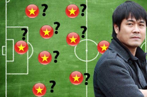 Đội hình U22 bóng đá Việt Nam tham dự vòng loại U23 Châu Á