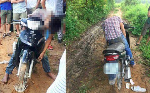 Bất ngờ đột tử khi đang đi xe máy ở Thái Nguyên