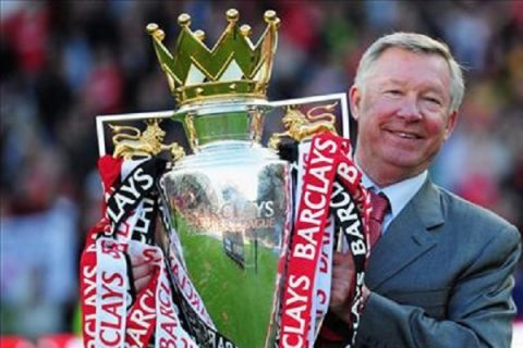 Arsenal muốn đặt tên Sir Alex cho cúp vô địch Premier League