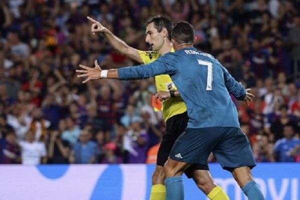 Người Real Madrid phát điên với án phạt của Ronaldo