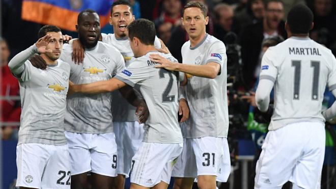 Tin bóng đá quốc tế: MU lại thắng – Hãy mang Barca, Real, PSG tới đây