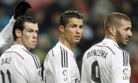 Tin bóng đá quốc tế: Real và Ronaldo đang mất đi khả năng ghi bàn?