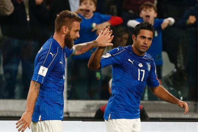 Italia v Macedonia (Vòng loại WC 2018 khu vực Châu Âu, 01h45, 07/10)