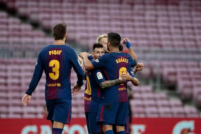 Bỏ La Liga, Barca tính lập riêng một Super League toàn châu Âu