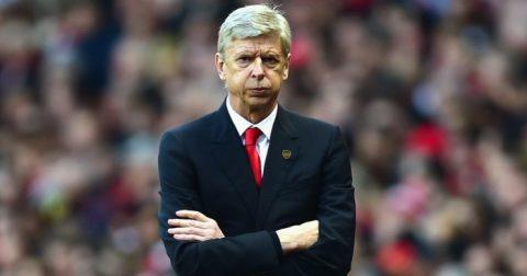 Sao khủng Arsenal lỡ đại chiến Man Utd, Arsene Wenger lo sốt vó