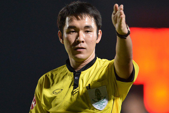 Trọng tài bắt trận chung kết của V-League bị bắt khẩn cấp vì tiêu cực