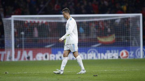 Chuyên gia dự đoán: Cả mùa này Ronaldo chỉ ghi được 4 bàn tại La Liga