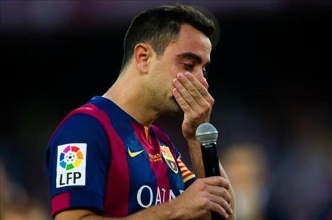 Xavi Hernandez xác nhận sẽ giã từ sự nghiệp vào cuối mùa