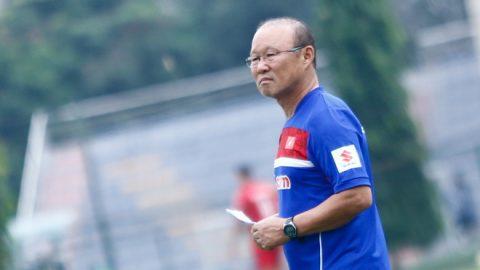 Lộ diện quân bài chiến lược của Park Hang Seo tại U23 Việt Nam