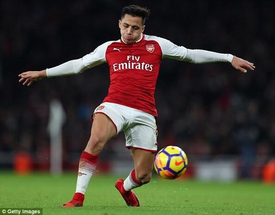 """Arsenal chính thức """"buông"""" Alexis Sanchez, ra giá 35 triệu bảng"""