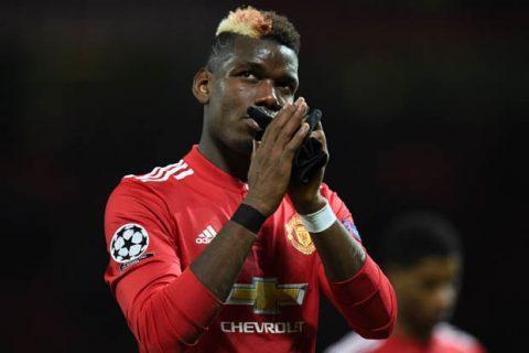 Manchester Uited chỉ thực sự hay khi Pogba trở lại