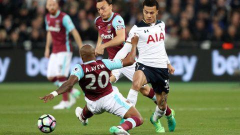 Tottenham vs West Ham (Vòng 22) 03h00, 05/01: Gà trống đối đầu Búa tạ
