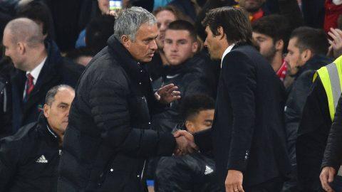 Conte thề sẽ nhớ mãi mối thù không đội trời chung với Mourinho