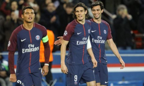 Cavani tiếp tục khiến cho nội bộ Paris Saint Germain thêm rối ren