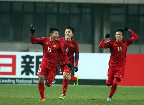 U23 Việt Nam đã tạo nên kỳ tích cho Đông Nam Á