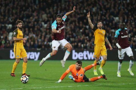 Nhận định bóng đá Brighton vs West Ham ngày 3/2
