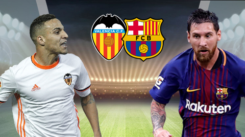 Nhận định bóng đá Valencia vs Barca ngày 9/2