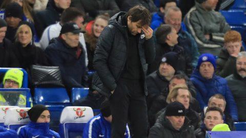 """Chelsea khủng hoảng: Conte """"sa cơ"""" giống người tiền nhiệm"""