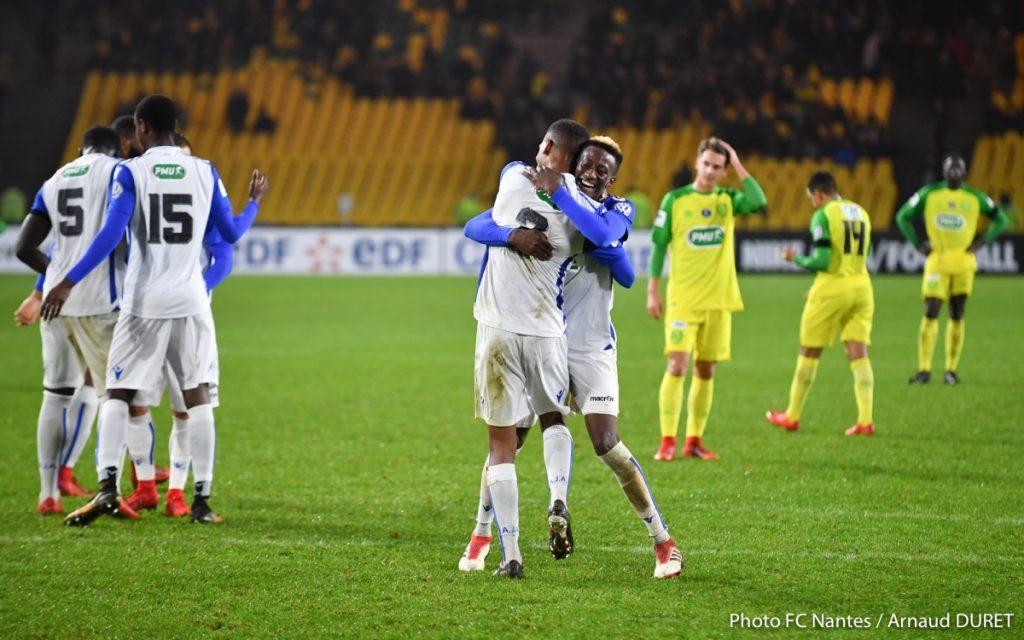 Auxerre vs Les Herbiers