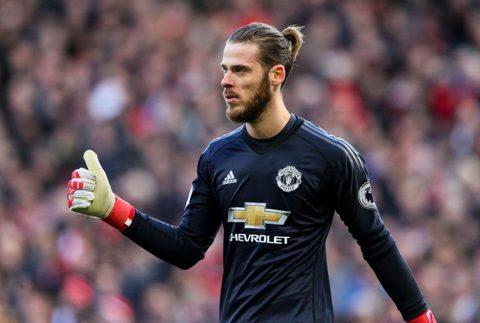 Tin Man Utd ngày 08/3: Man Utd hoãn gia hạn với De gea