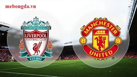 Link sopcast: M.U vs Liverpool 19h30 ngày 10/3