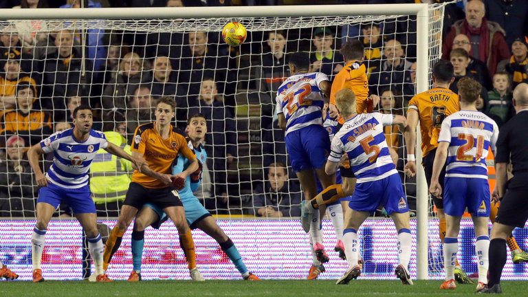 Wolves vs Reading