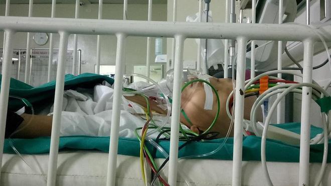 xót thương bé gái 4 tuổi đã bị ung thư buồng trứng