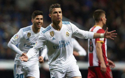 C. Ronaldo đang bứt tốc mạnh mẽ trong cuộc đua Chiếc Giày Vàng Châu Âu