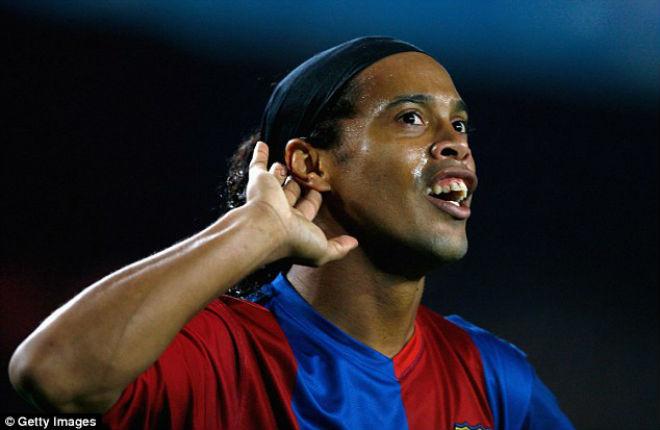 cuộc điện thoại định mệnh thay đổi cuộc đời của cả C.Ronaldo và Ronaldinho