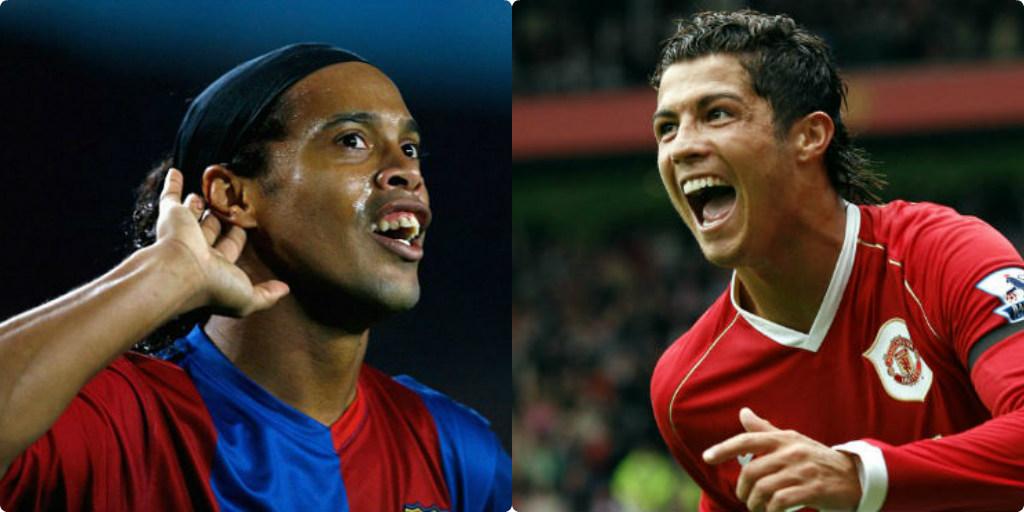 Số phận của C.Ronaldo – Ronaldiho đã thay đổi chỉ bởi cú điện thoại định mệnh