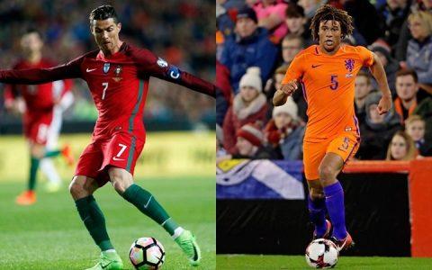 """Ngắm đội hình dự kiến của Bồ Đào Nha với Hà Lan : Ronaldo """"so găng"""" với Depay"""