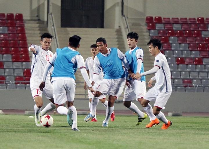 Đội hình đá chính của Việt Nam gặp Jordan khiến nhiều người bất ngờ