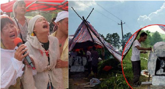 Thai phụ tử vong thảm thương ngay trên bàn mổ, tới khi chôn cất người thân phát hiện thứ này chảy ra từ áo quan và câu chuyện đẫm nước mắt