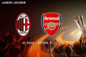 Link sopcast: AC Milan vs Arsenal