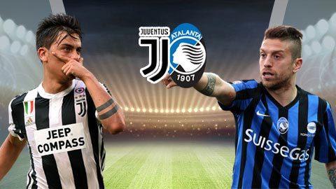 Link sopcast: Juventus vs Atalanta, 00h00 ngày 15/3
