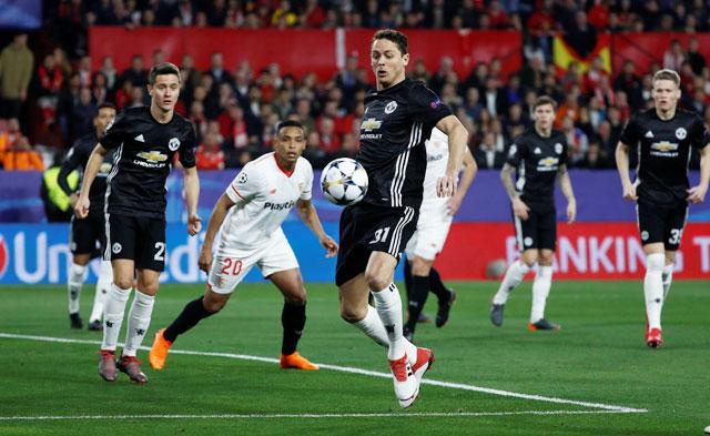 Link sopcast: Man Utd vs Sevilla