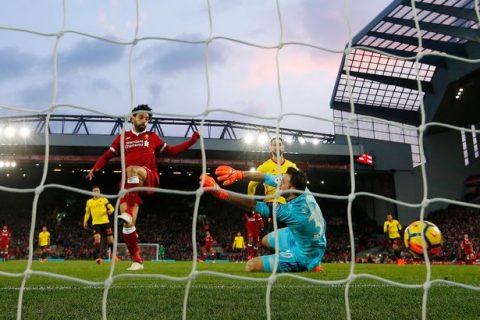 Real Madrid đã để ý đến Salah